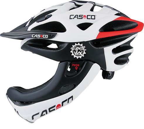 Casco Downhill Helm