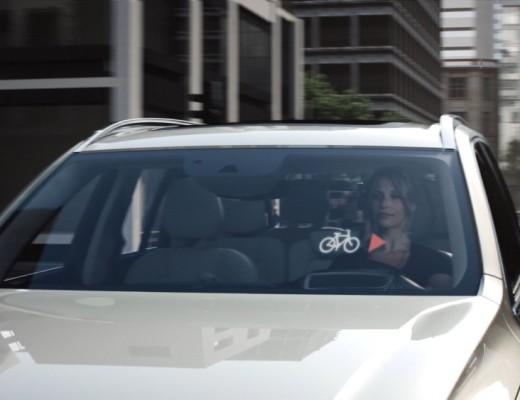Zukunftvision zum Fahrradhelm von POC, Ericsson und Volvo