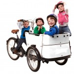 Der richtige Transport von Babys und Kindern auf dem Fahrrad