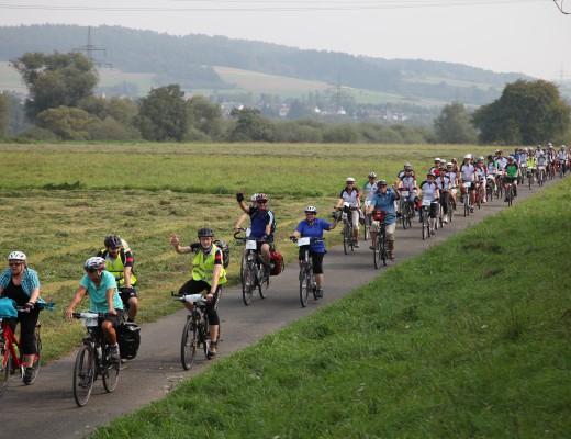 Ich trag' Helm war bei den Helmhelden Fahrradtouren 2013 und 2014 für das freiwillige Tragen eines Fahrradhelms